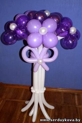 Букет 7 цветочков №04