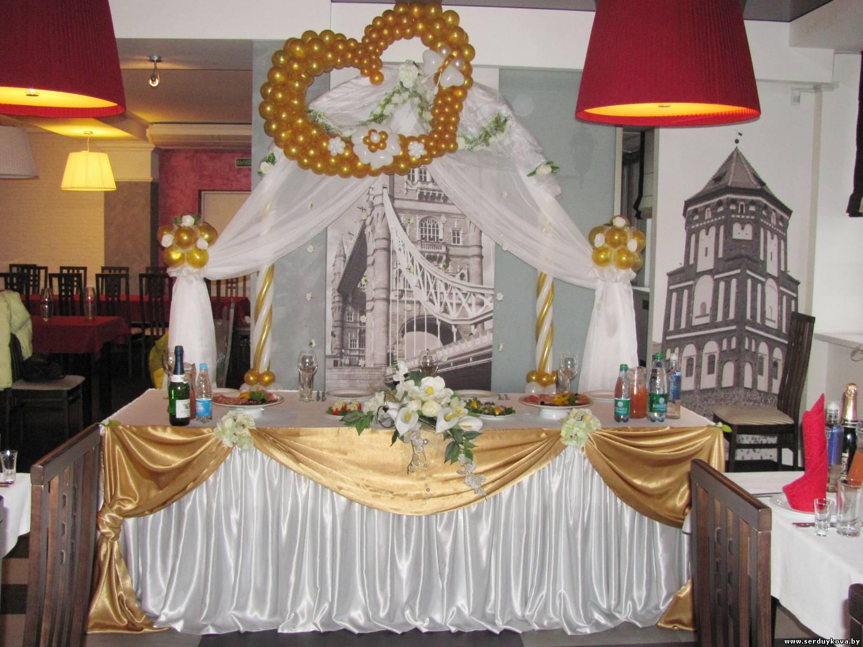 Оформления на свадьбах фото