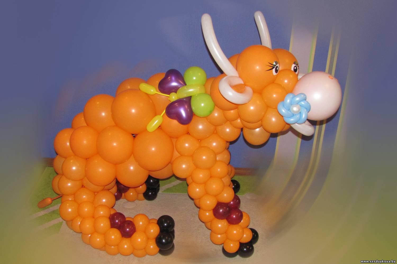 Как сделать вкусные шарики из шарика