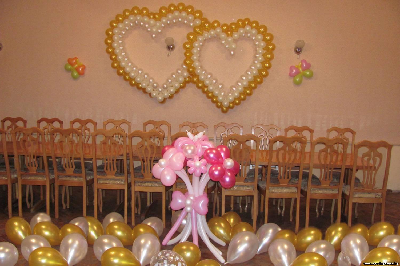Шары на свадьбе: 40 идей с фото Снова Праздник! 84
