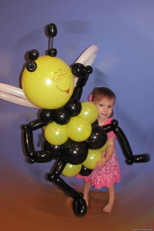 Как сделать игрушку из воздушных шаров своими руками