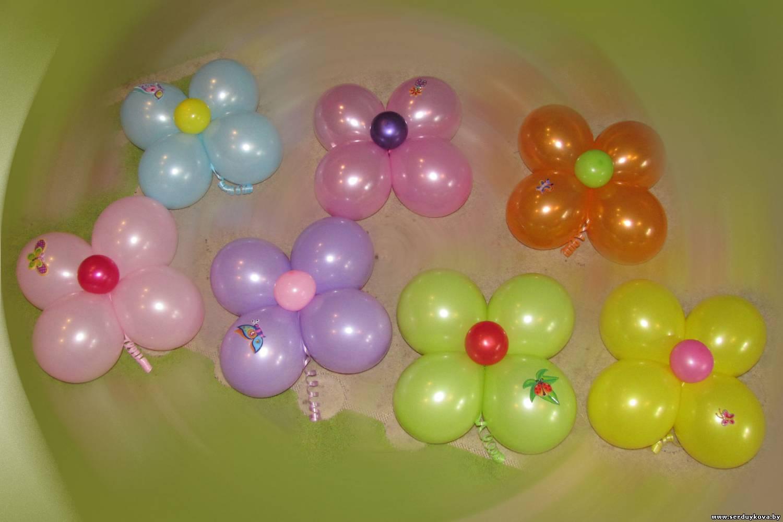 Как сделать фигуры из шаров. Фото пошагово с описанием 59