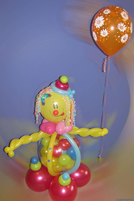 Воздушные шары с сюрпризами и приколами - подарок на все 83