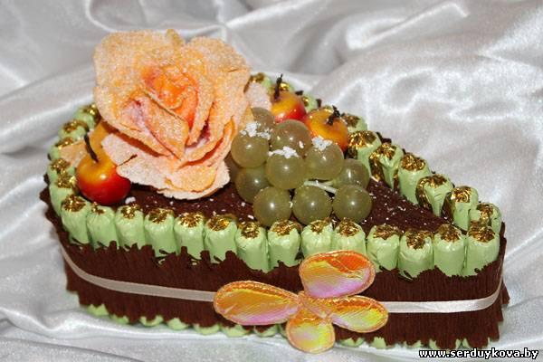 Кулак халка торт фото 2
